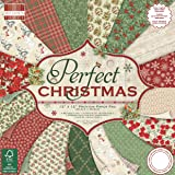 "First Edition Christmas 2018 -  Perfect Christmas Premium Paper Pad 12""x12"" 48 Sheets (FSC)"