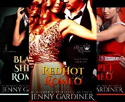 The Royal Romeos (7 Book Series) by  Jenny Gardiner