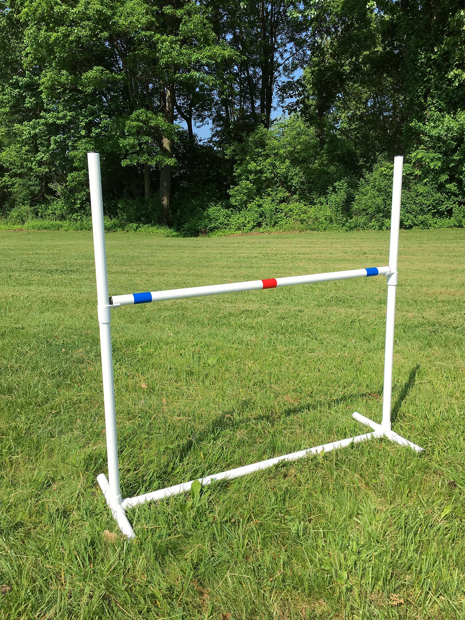 Dog Agility Equipment Complete Package. by The Dog Agility Shop