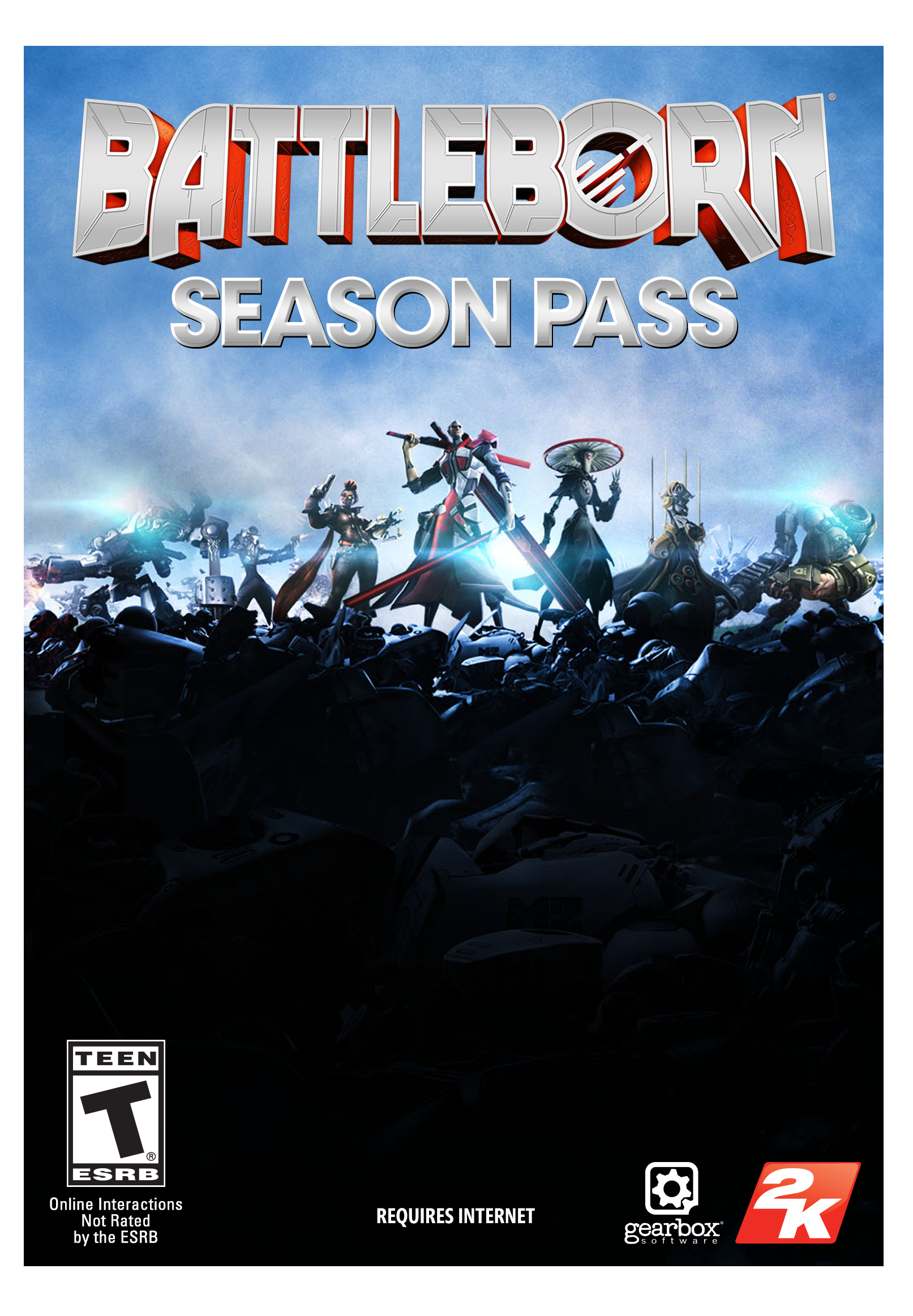 Battleborn Season Pass [Online Game Code]