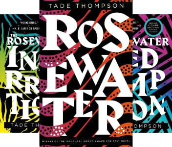 The Rosewater Redemption by Tade Thompson science fiction and fantasy book and audiobook reviews