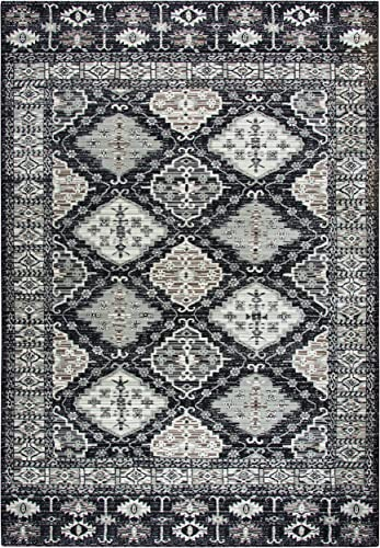 Rizzy Home Zenith Collection Polypropylene Area Rug