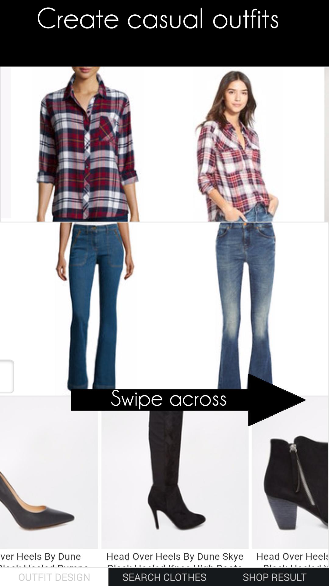 OUTFIT Maker: Match, Plan, Style & Shop: Amazon.es