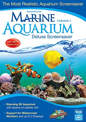 Marine Aquarium Deluxe 3.0 for Windows [Download]