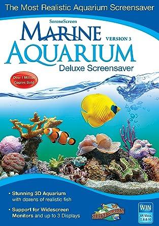 aquarium screensaver free download windows xp