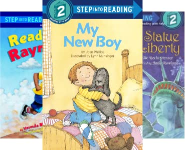 Step into Reading: Level 2
