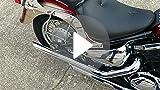 Amazon.com: Cobra Boulevard 2 inch Drag tuberías sistema de ...