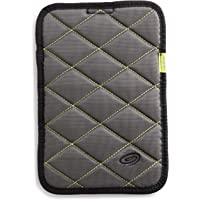 Timbuk2 Kindle Fire Cush Sleeve with Memory Foam for impact absorption, Black/Lime (does not fit Kindle Fire HD)