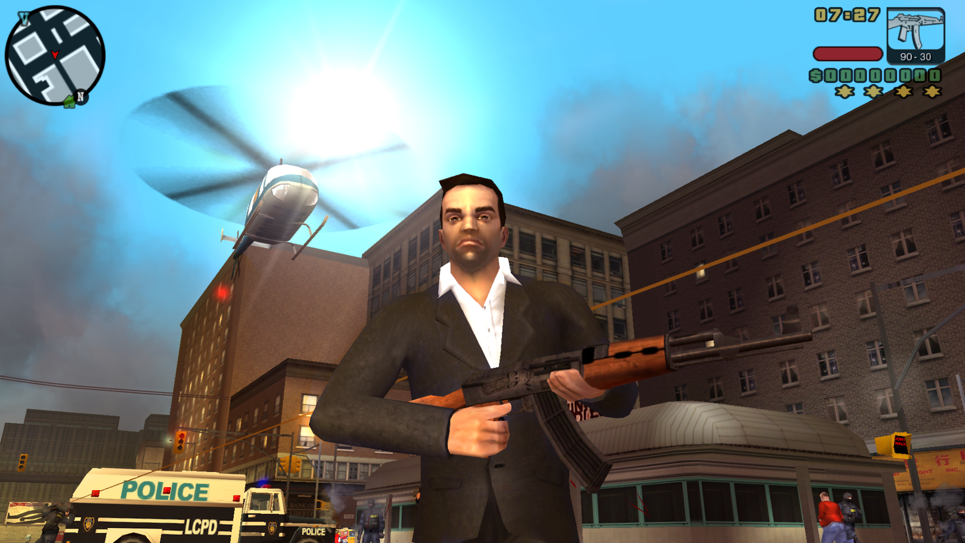 Grand Theft Auto: Liberty City Stories: Amazon.com.br: Amazon Appstore