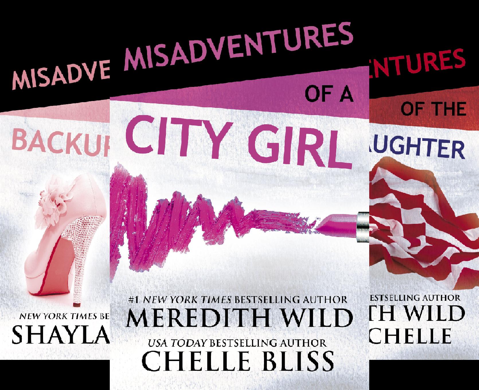 Books : Misadventures (21 Book Series)