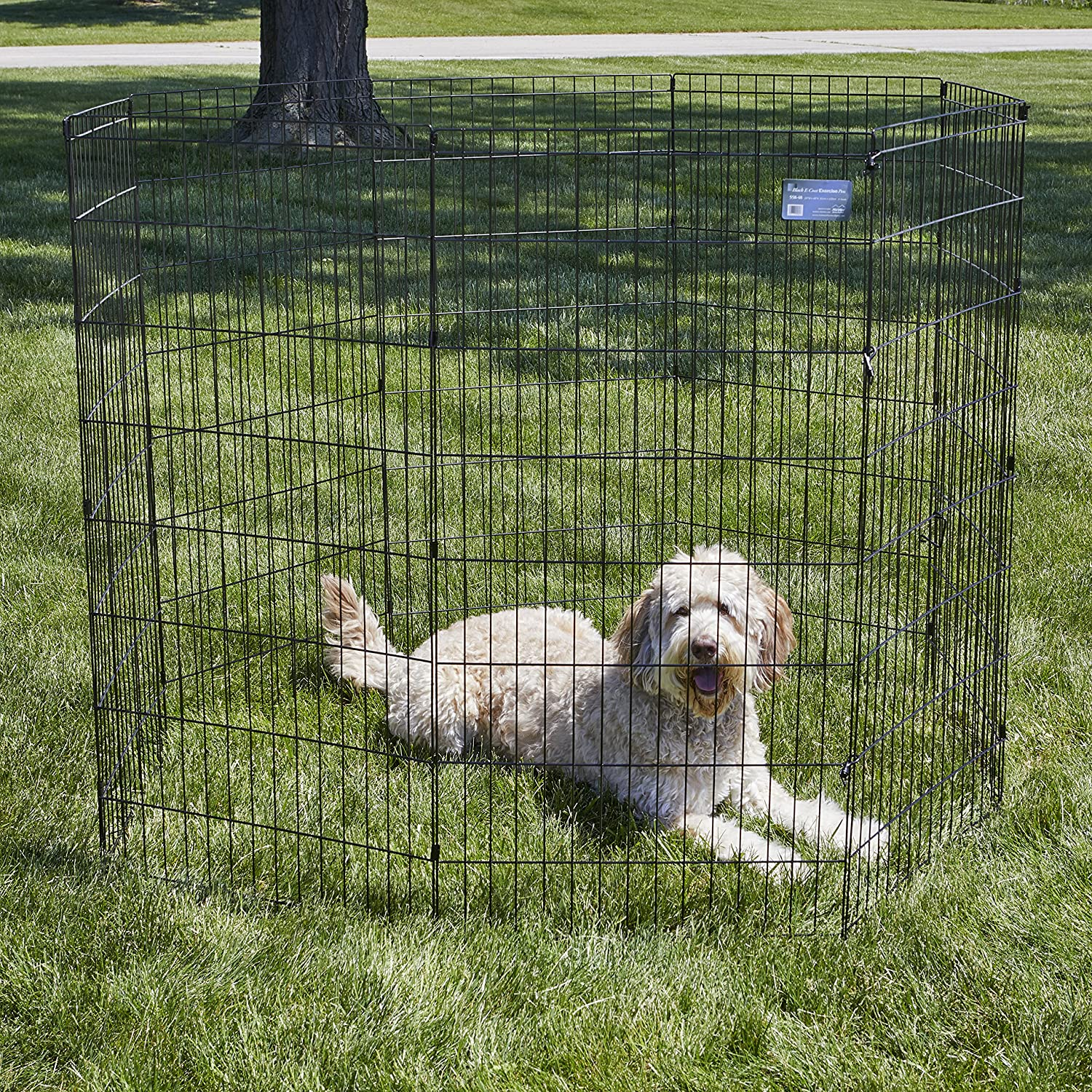 Daily Deals On Pet Essentials Every Animal Lover Should Have - Foldable Pet Pen
