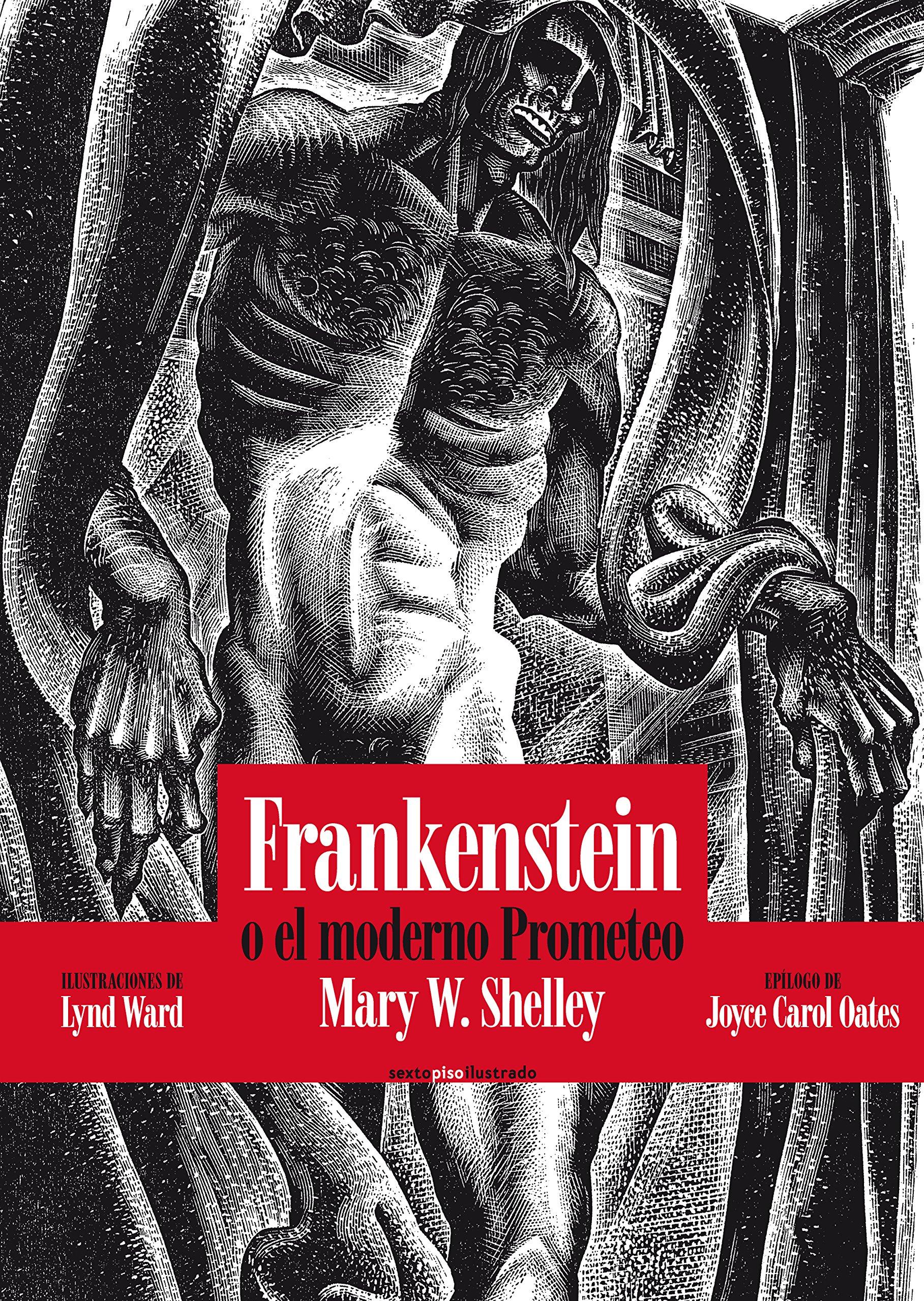 Frankenstein (Sexto Piso Ilustrado): Amazon.es: Mary Shelley, Lynd Ward, Joyce Carol Oates, Rafael Torres Pabón: Libros