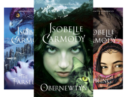 The Obernewtyn Chronicles by Isobelle Carmody