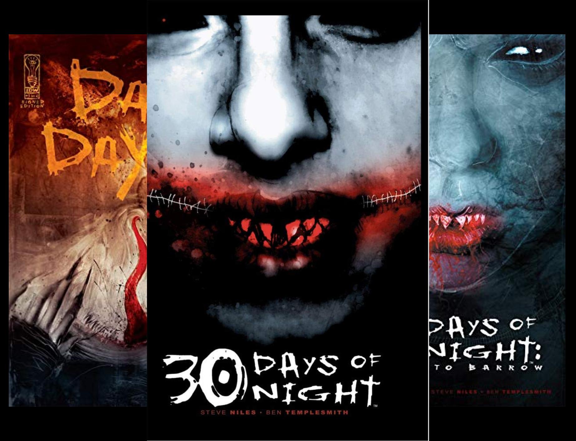 30 Days of Night (3 Book Series)