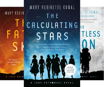 Lady Astronaut by Mary Robinette Kowal science fiction and fantasy book and audiobook reviews