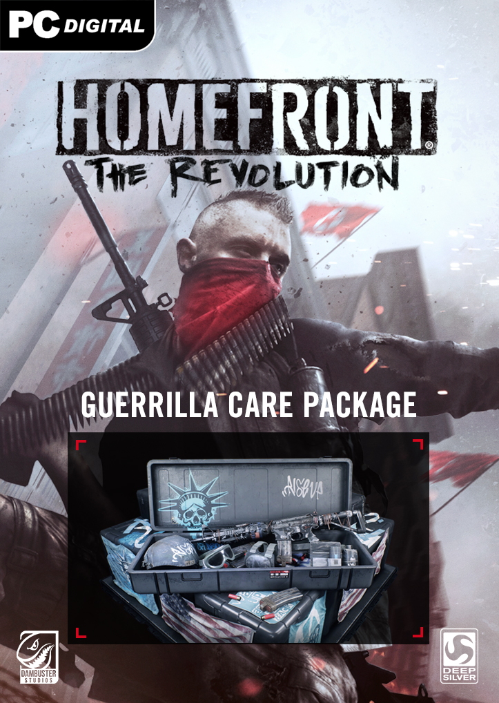 Homefront: The Revolution - The Guerilla Care Package [Online Game Code] ()