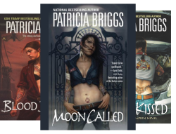 Mercy Thompson (10 Book Series) by  Patricia Briggs