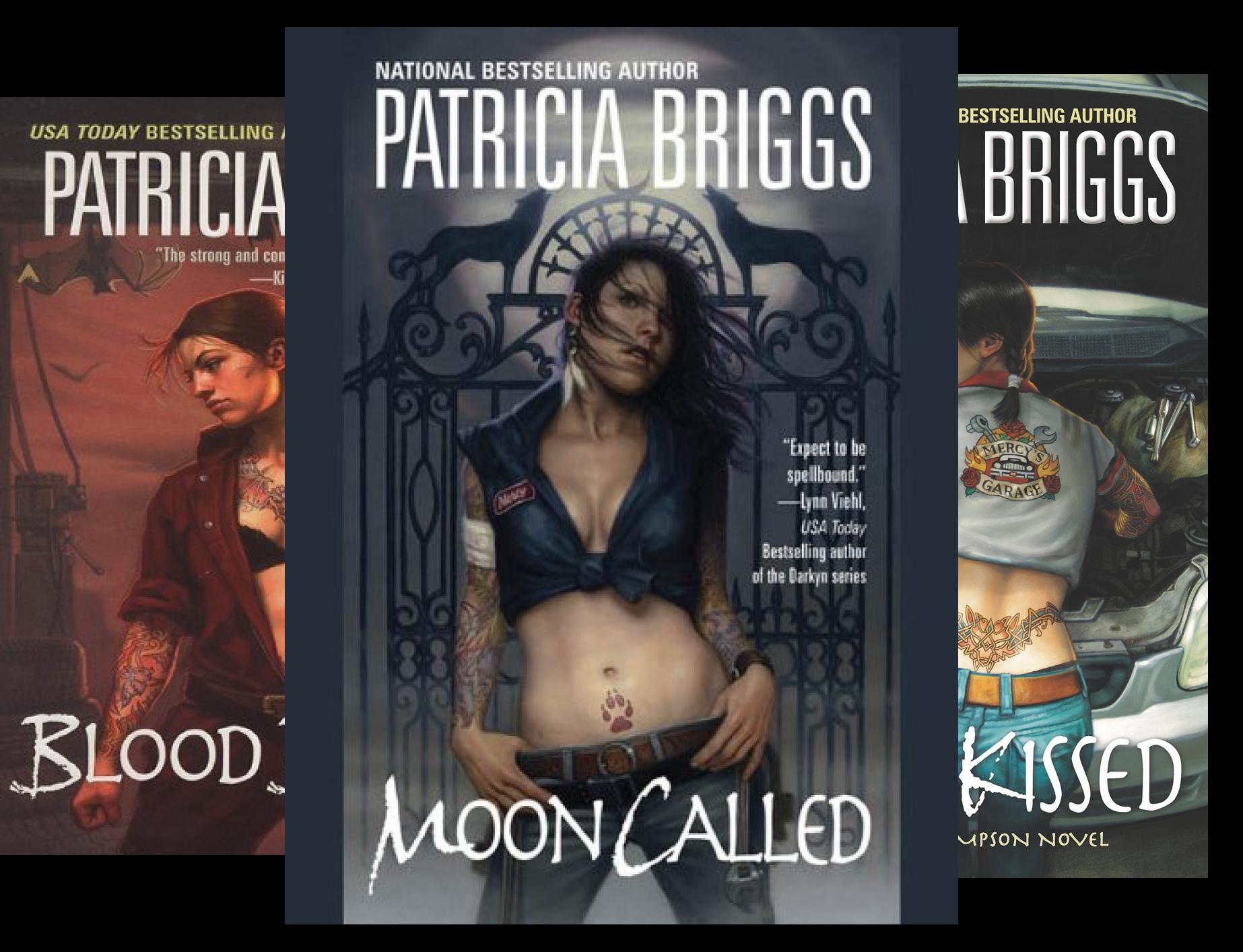 Mercy Thompson (10 Book Series)