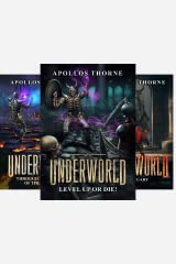Underworld (5 Book Series) Kindle Edition