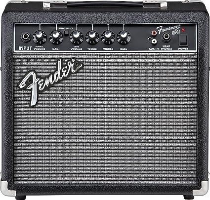 Amplificador de Guitarra Eléctrica Fender Frontman 15 g