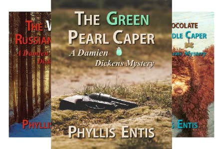 The Green Pearl Caper: Damien Dickens Mysteries, Book 1