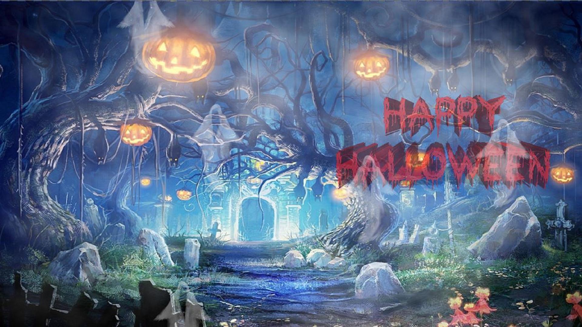 Happy Halloween [Download] (Screensaver Halloween)
