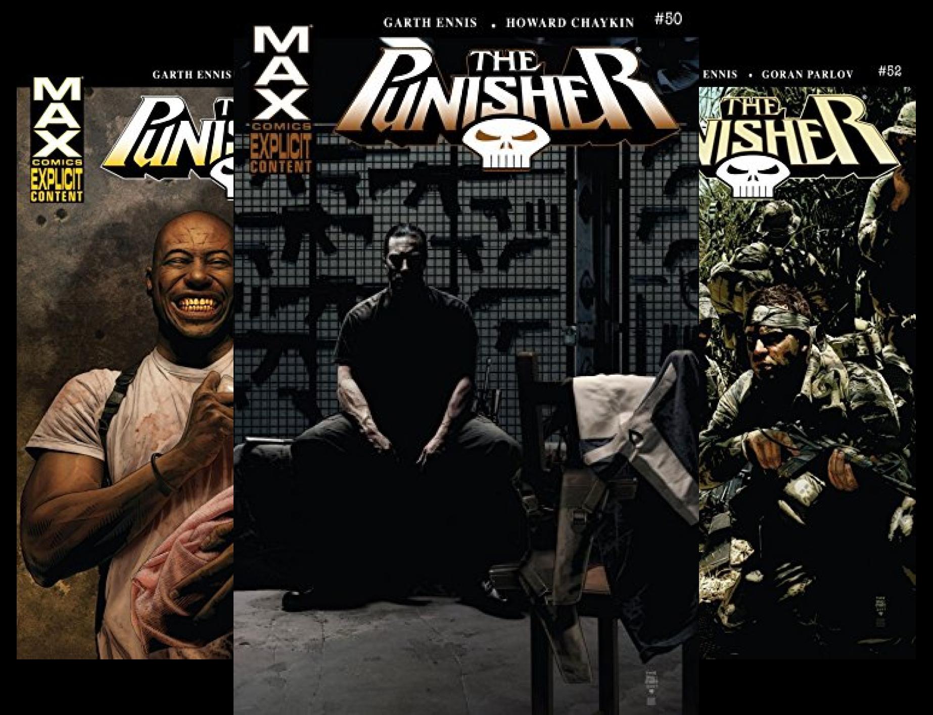 Buy punisher volume 9