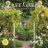 2020 the Secret Garden Wall Calendar