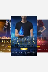 Sins of the Fallen (3 Book Series) Kindle Edition