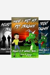 Dragon In My Garage (3 Book Series) Kindle Edition