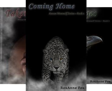 Annan Werewolf Series (3 Book Series)