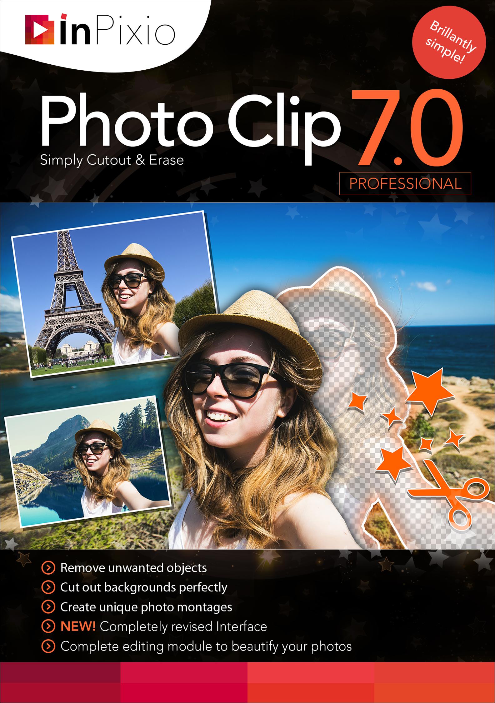 InPixio Photo Clip 7.0 Professional [Download]