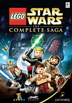LEGO Star Wars: The Complete Saga (Mac) [Online Game Code]