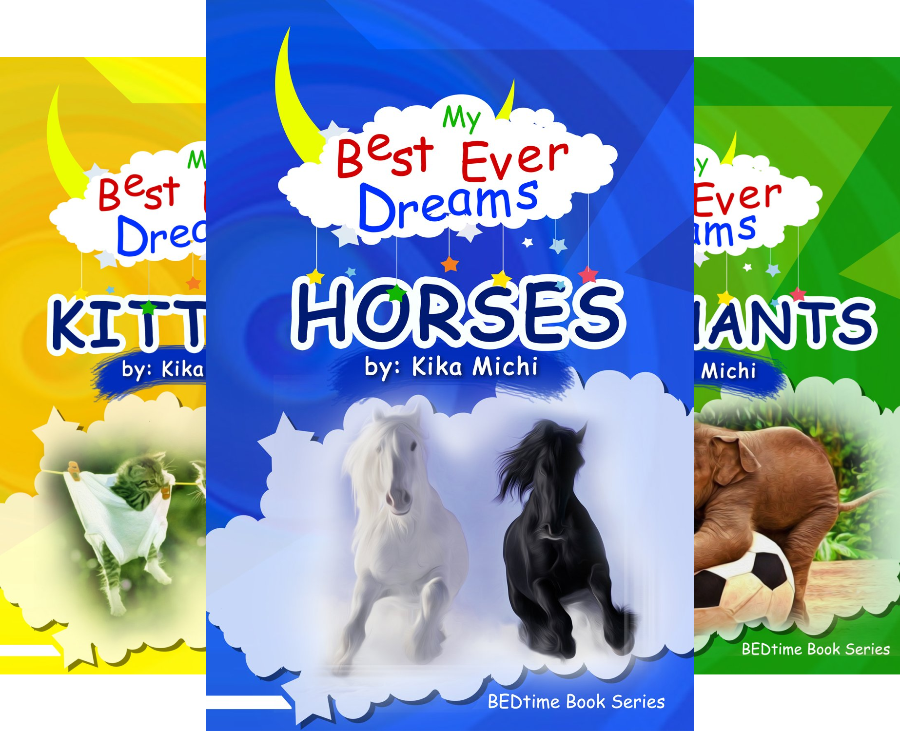 BEDtime Book Series (My Best Ever Dreams) (18 Book Series) by  (Image #1)