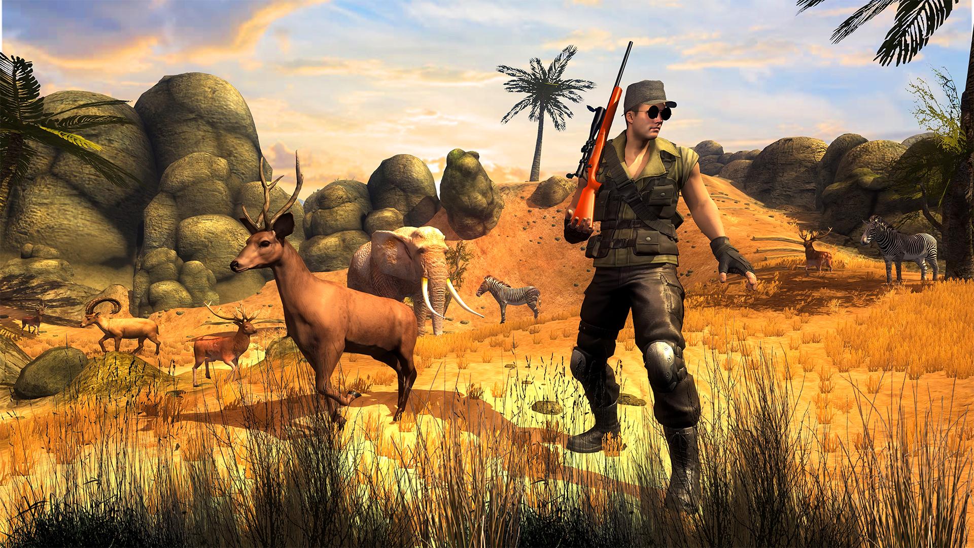 Amazon.com: Deer Hunter Free Online Games 2019: Shooting