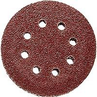 Disco De Lixa Com Velcro Perfurado P 24, 125 Mm, 5 Peças Mtx