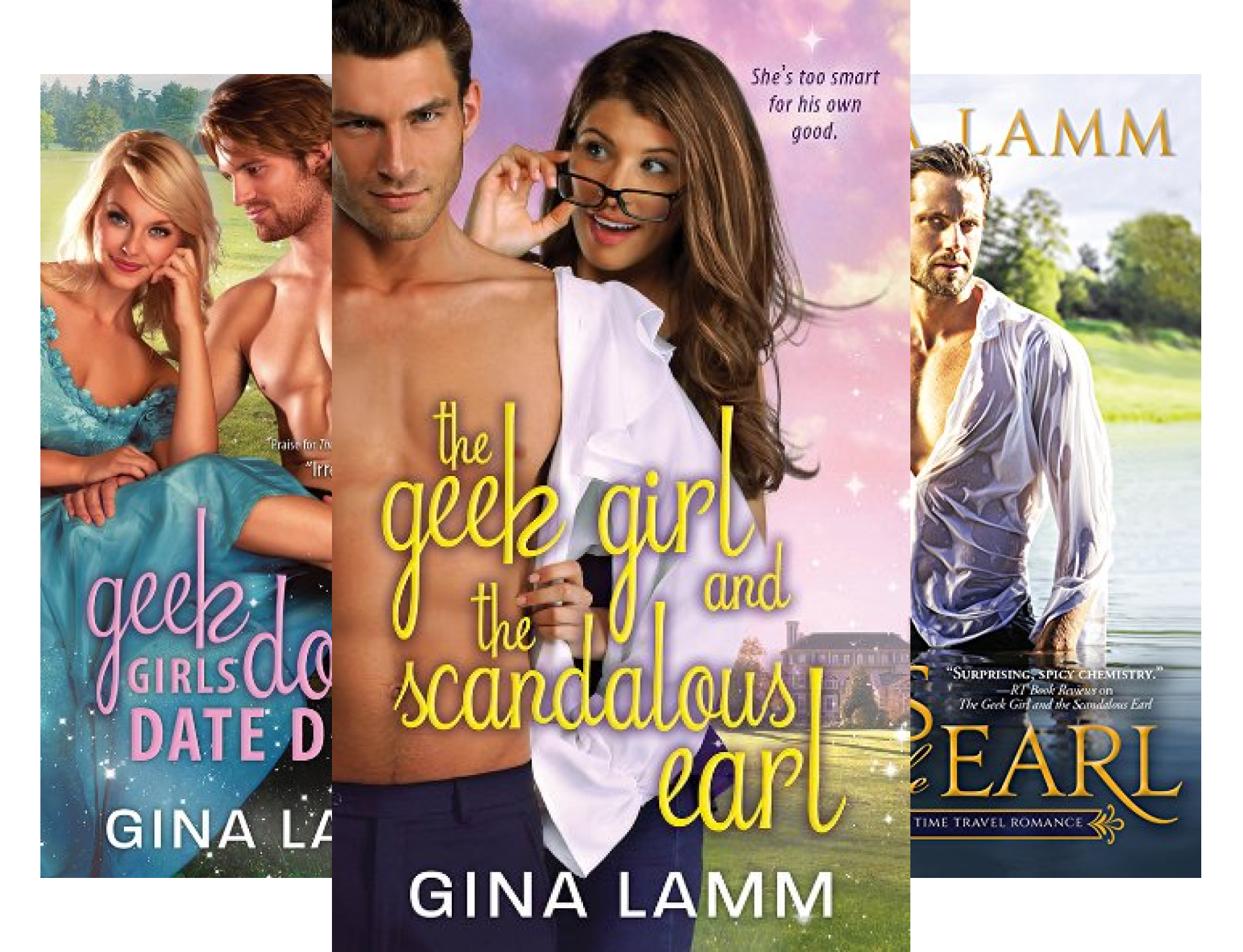 Geek Girls (3 Book Series)