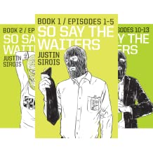 So Say the Waiters book 3 (3 Book Series)