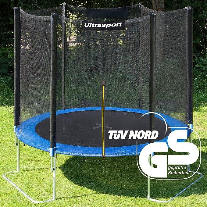 Ultrasport Jumper Cama elástica de Jardín, Certificación Tüv Nord ...