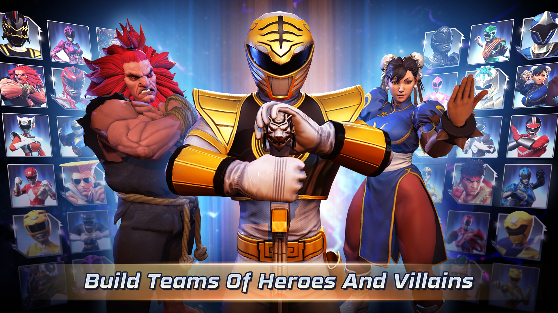 Power rangers legacy wars appstore for android - Power rangers ryukendo games free download ...