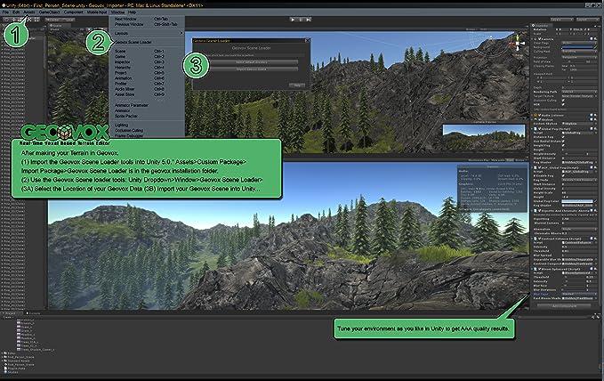 GeoVox [Online Code]