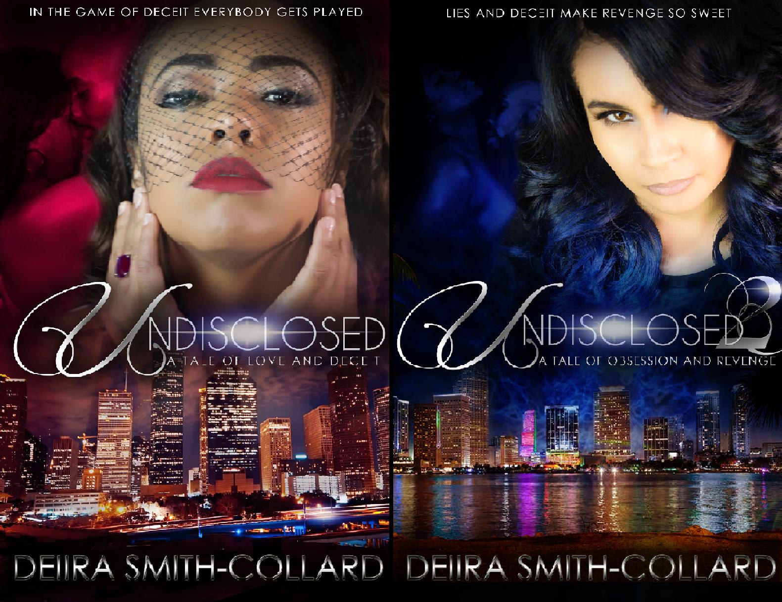 Books : Undisclosed (2 Book Series)
