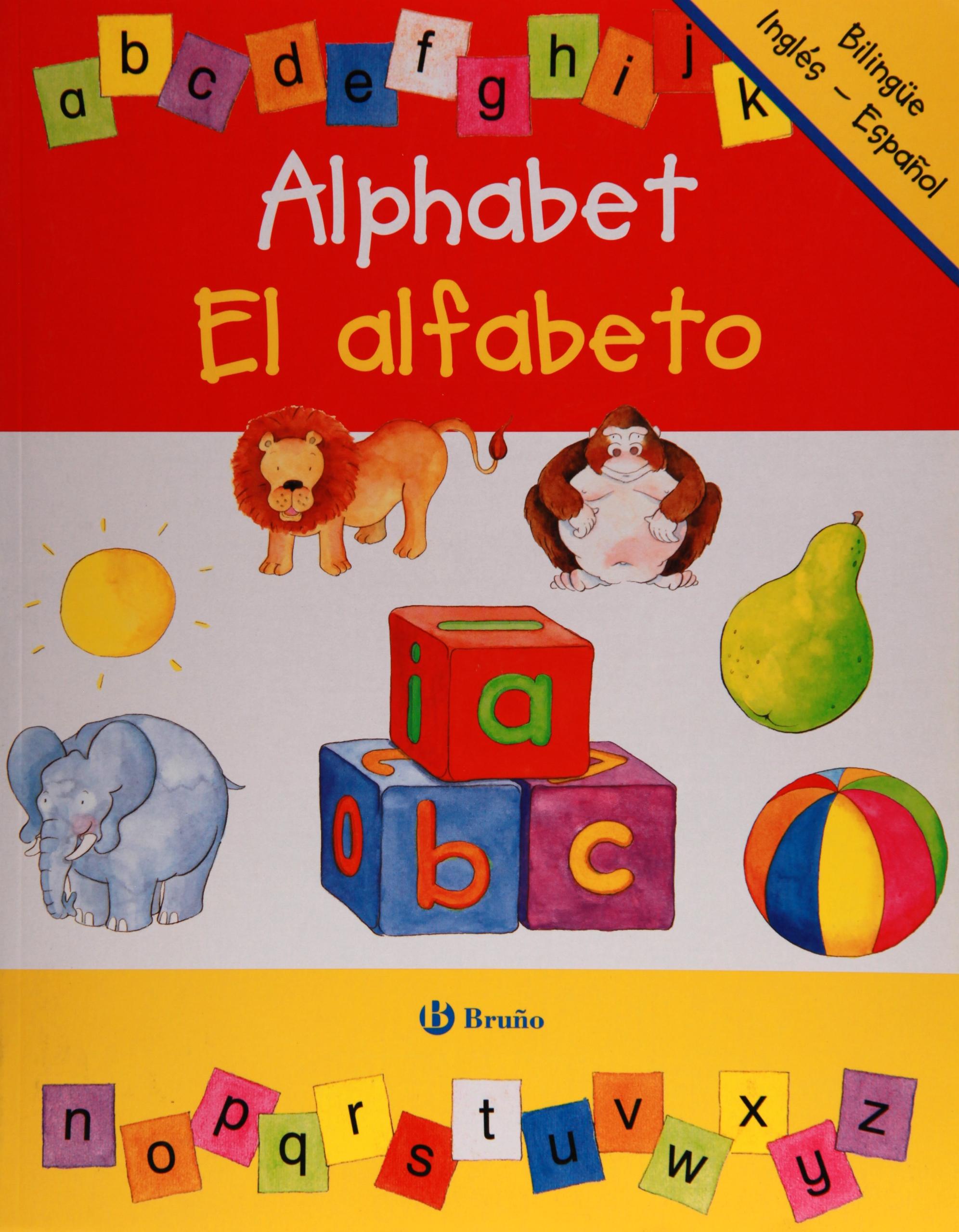 Read Online Alphabet El alfabeto (Spanish and English Edition) pdf epub