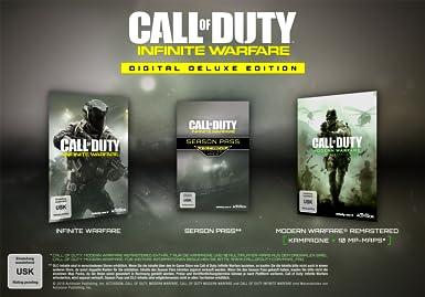 Call of Duty: Infinite Warfare - Digital Deluxe Edition [PC Code - Steam]