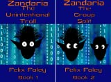 Zandaria LitRPG Series (2 Book Series)