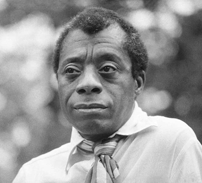in what way does james baldwin use a narrative structure