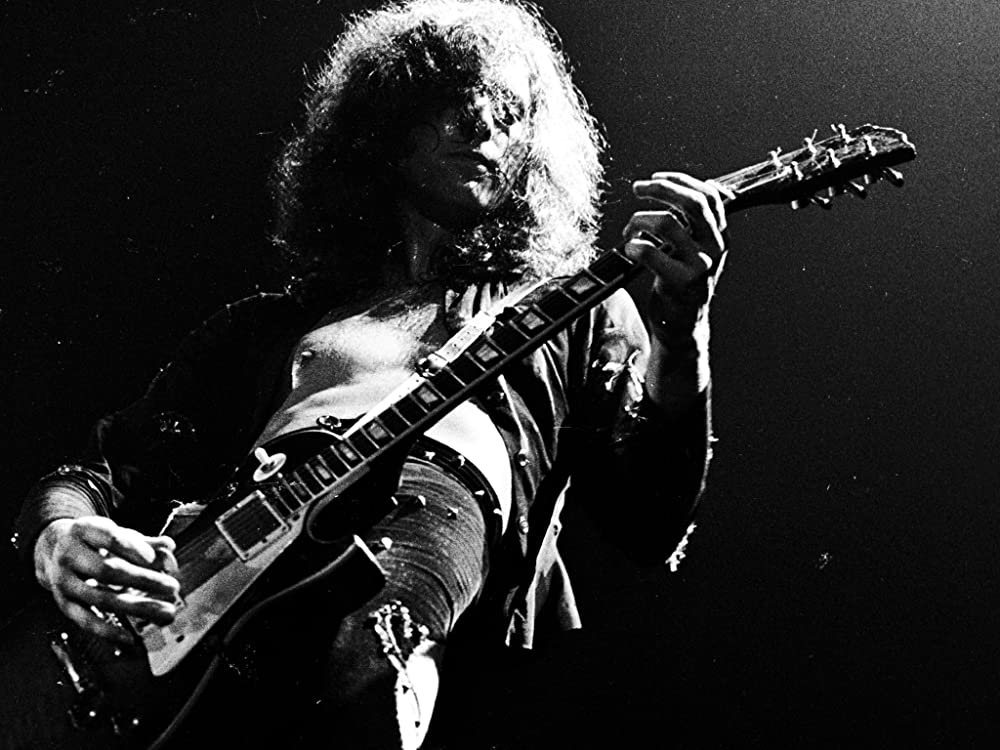 Jimmy Page On Amazon Music