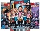 Star Trek/Legion of Super-Heroes (Issues) (6 Book Series)