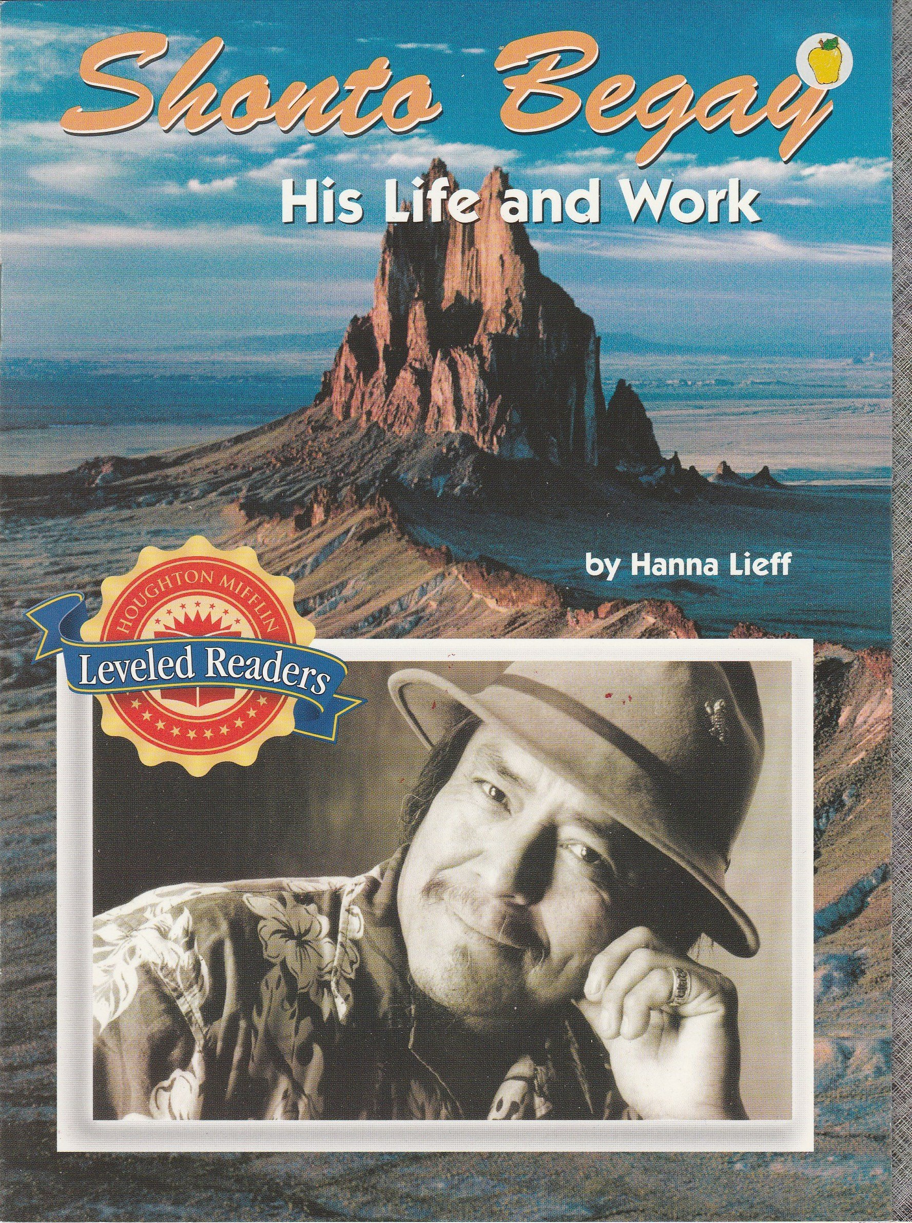 Download Shonto Begay - His Life and Work PDF