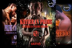 Katieran Prime Series (15 Book Series) by KD Jones